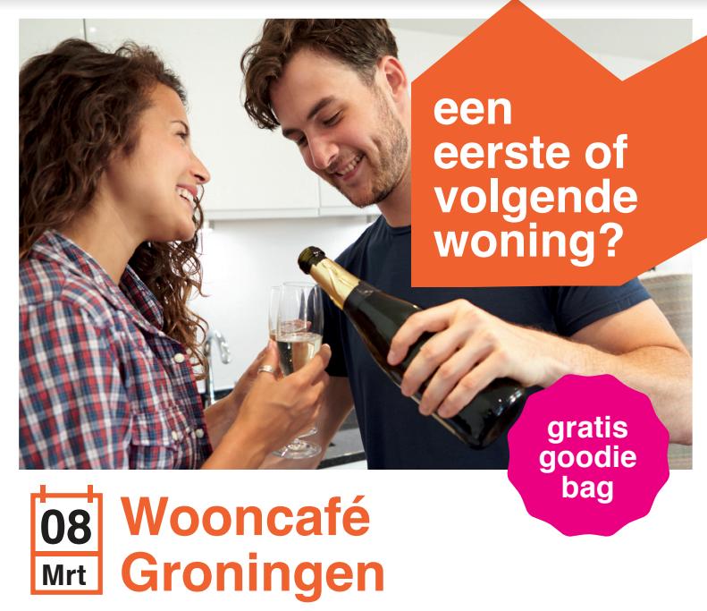 Kom Naar Het Eerste Wooncafé In Groningen.